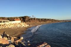 Das Meer bei Cecina Mare